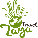 Zaya Travel logo